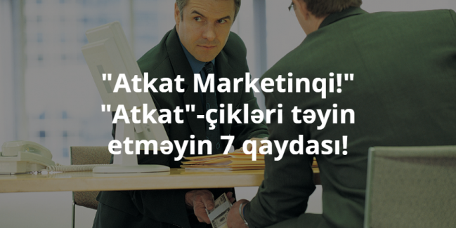 atkat, marketinq